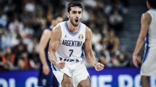 Campazzo, en el radar de dos franquicias de la NBA