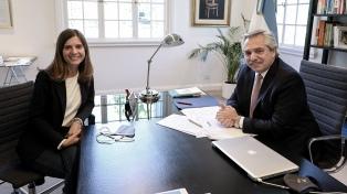 """El Presidente designó a Raverta en la Anses: """"Confío en su capacidad para este enorme trabajo"""", dijo"""