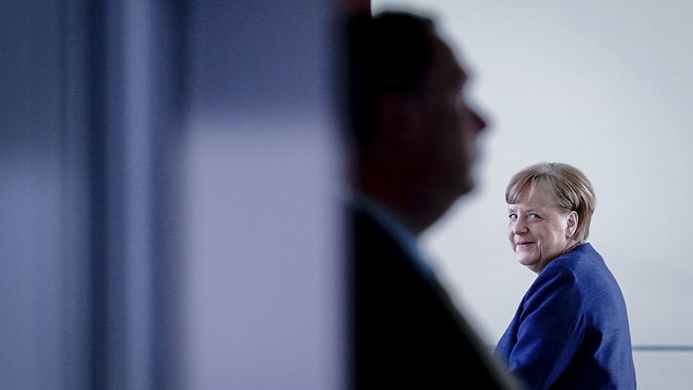 Biden y Merkel también conversaron acerca de cuestiones relevantes de la agenda común.