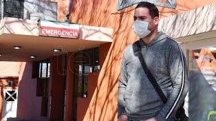 En Córdoba hay 233 personas internadas por coronavirus