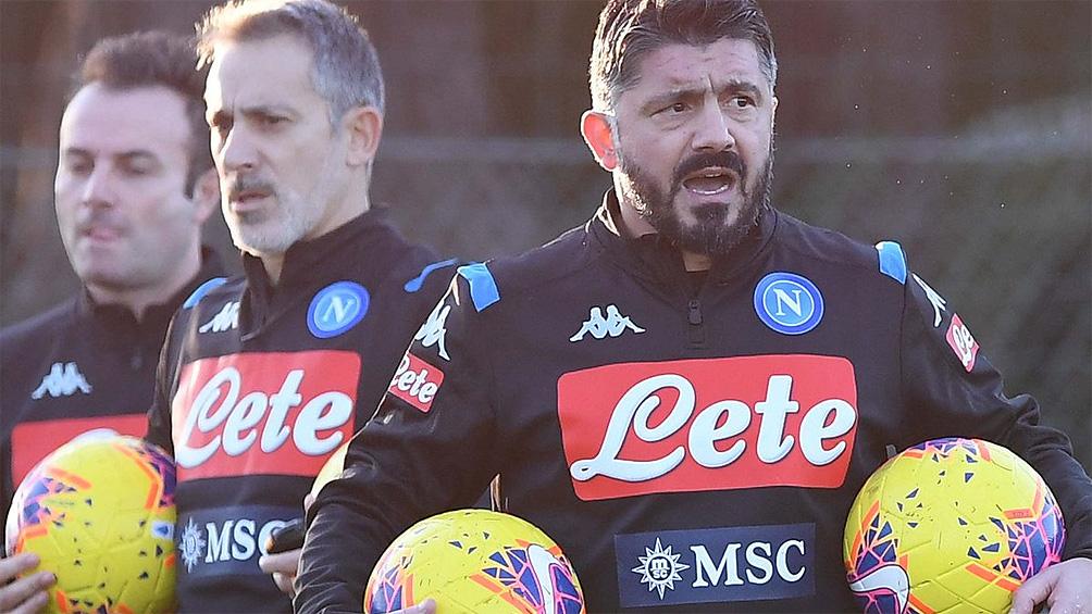 Napoli y Milan reeditan el clásico norte-sur en el fútbol italiano