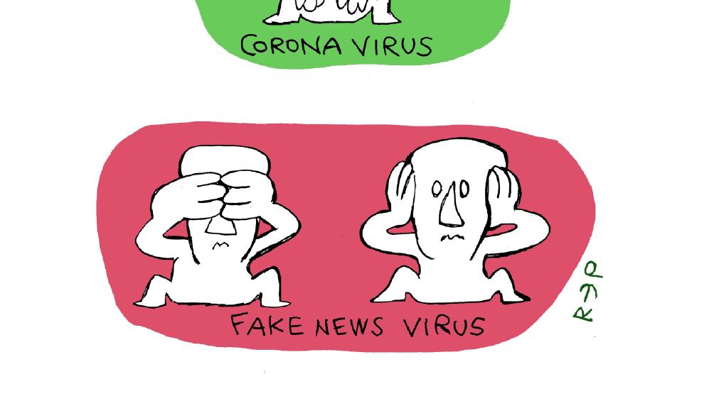 Los principales dibujantes del país se suman en la lucha contra el coronavirus