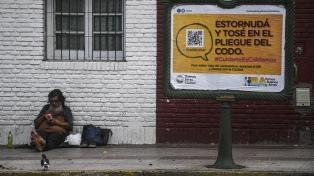 Piden a la Justicia que ordene a la Ciudad alojar en hoteles a las personas en situación de calle