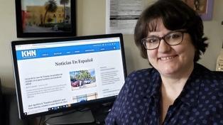 """Paula Andaló: """"Los virus son como misiles dirigidos a las poblaciones vulnerables"""""""