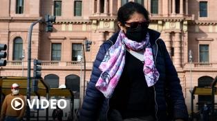 """Alto acatamiento al uso de tapabocas en la Ciudad, """"una prenda de vestir más"""""""