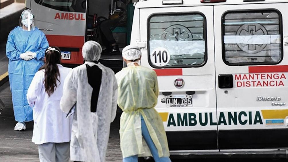 Coronavirus: 14.430 casos positivos en las últimas 24 horas en la Argentina  - Télam - Agencia Nacional de Noticias