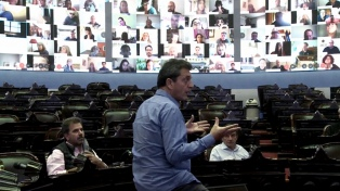 Diputados sesionaría la próxima semana y continúa con capacitaciones a los legisladores