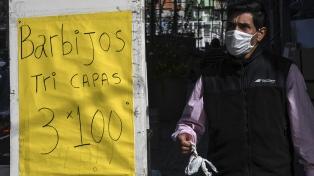 Retiro y Flores, los barrios con más casos de coronavirus en CABA
