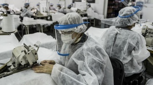 Por tercer trimestre consecutivo, las pymes industriales utilizaron cerca del 60% de su capacidad