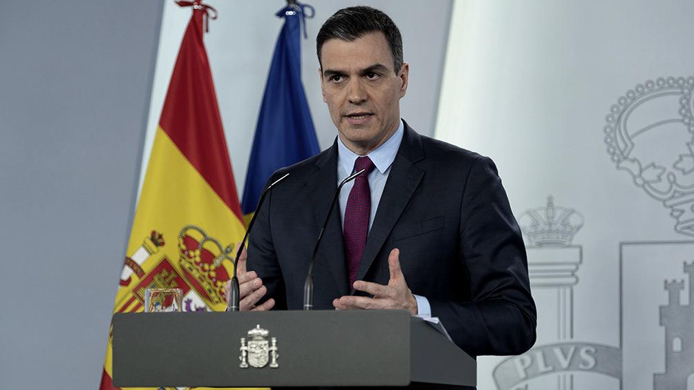 España: Sánchez cambió de planes y pidió prórroga de 15 días del estado de alarma