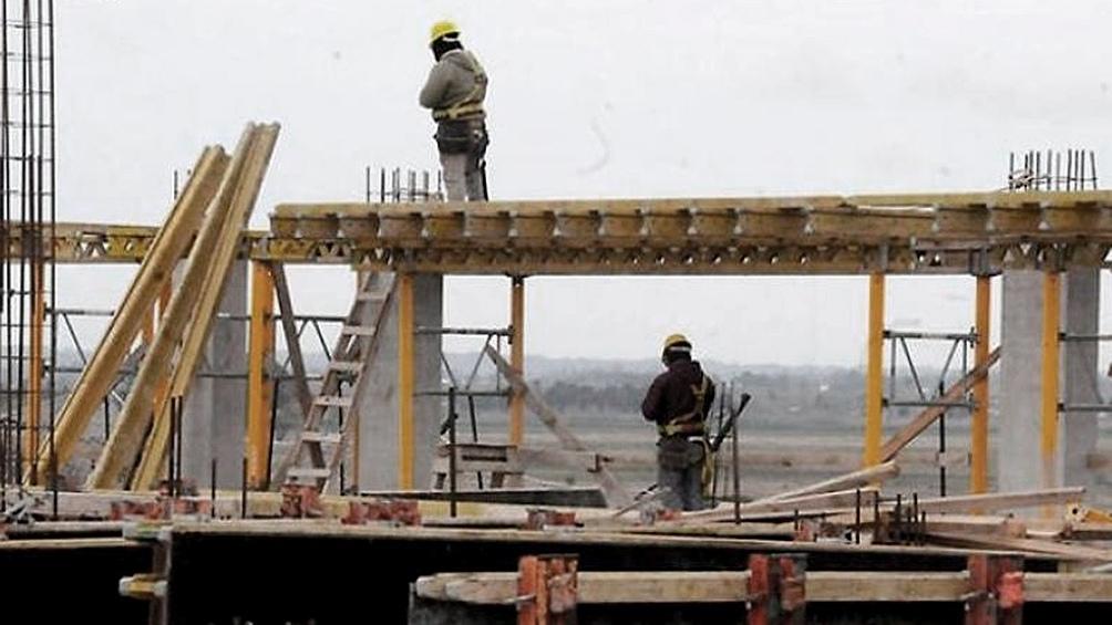 La construcción mostró en enero el mayor crecimiento desde noviembre de 2017