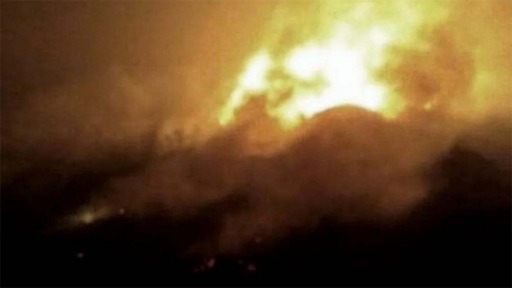 Dos muertos y dos heridos graves al caer un avión sanitario cerca de Esquel