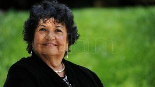 """Dora Barrancos: la ley IVE """"es de orden público y su cumplimiento es inexorable"""""""