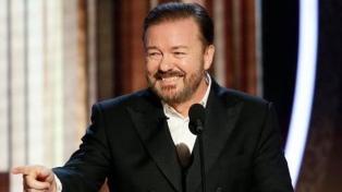 Ricky Gervais firmó un multimillonario acuerdo con Netflix