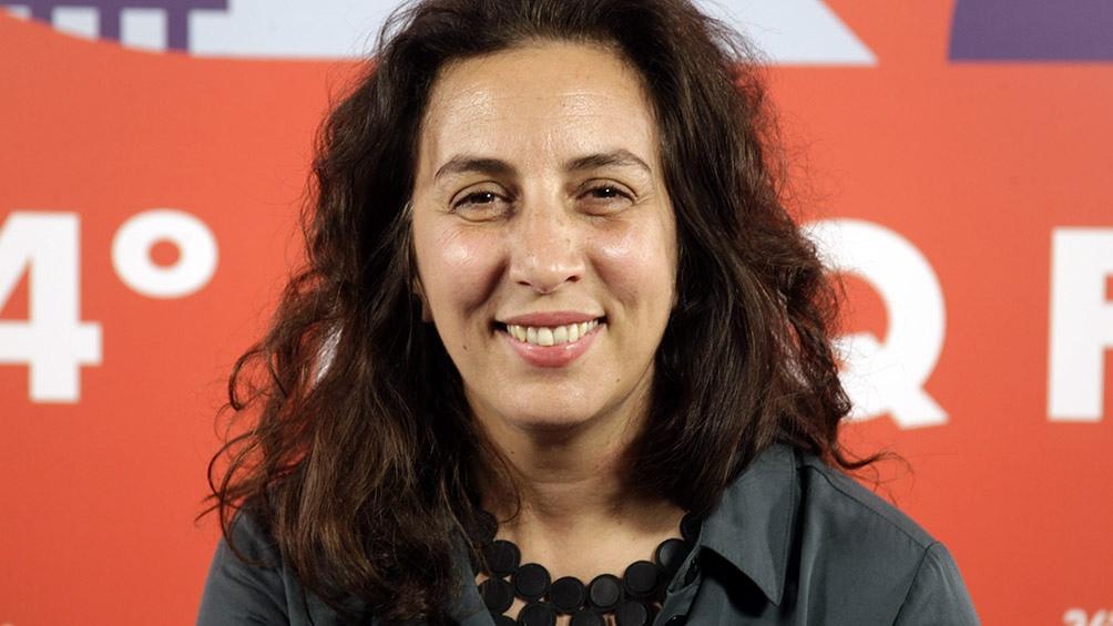 """La directora Paula Hérnandez se encuentra en medio del estreno en el Festival de Cine de Mar del Plata de su nuevo filme, """"Las siamesas""""."""