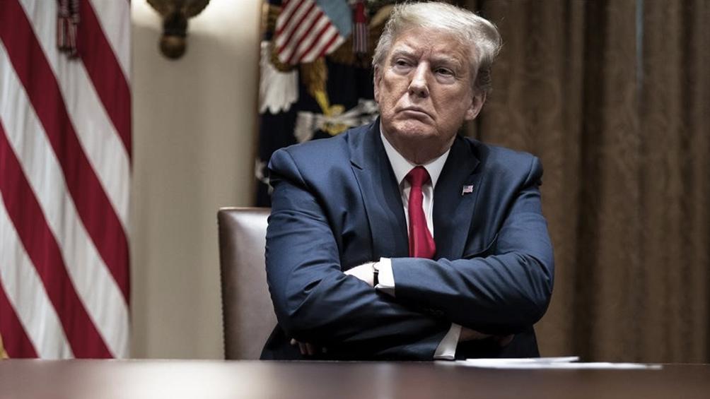 Trump advierte que EEUU podría cortar toda relación con China por su manejo de la pandemia