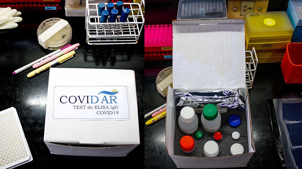 Dos kits que detectan el coronavirus en una hora esperan aprobación del Anmat