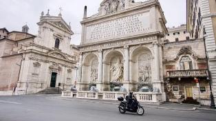 El gobierno italiano habilita que haya misas desde el 18 de mayo