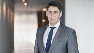 CEO de YPF, Sergio Affronti
