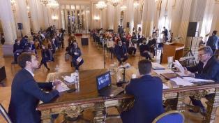 La Legislatura porteña aprobó la prórroga de la Emergencia Sanitaria hasta el 31 de agosto