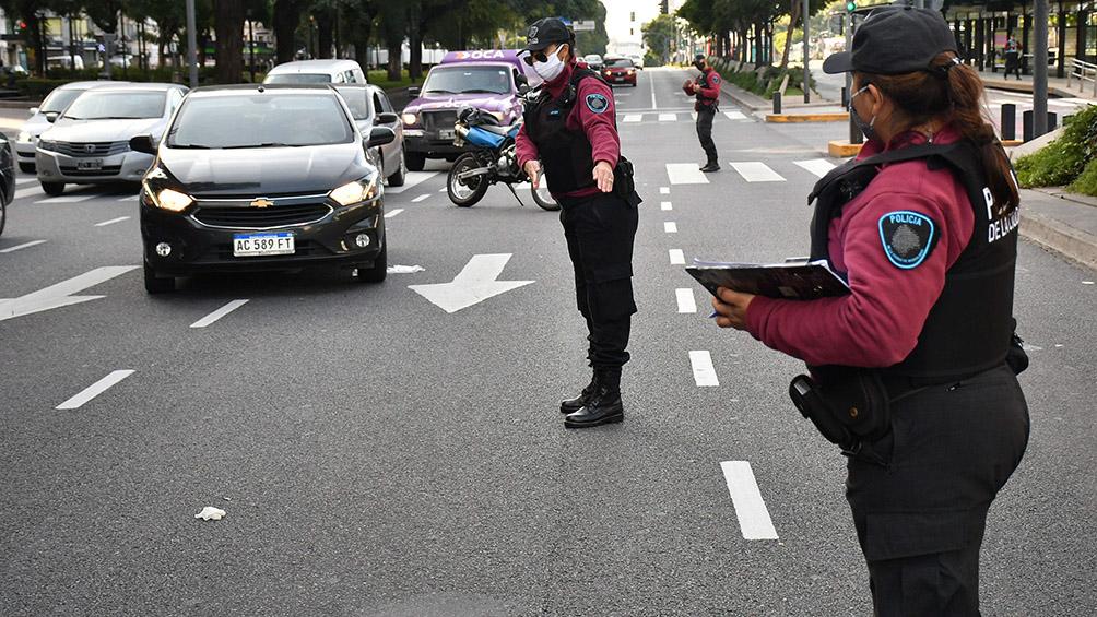 El secretario de Seguridad aseguró que no creció la cifra de infractores del aislamiento obligatorio