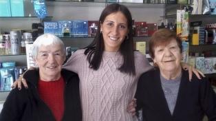 Hermanas de 80 años cumplen la cuarentena felices de poder volver a trabajar