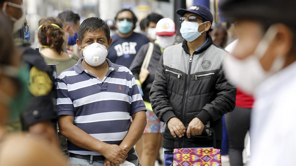 Perú es uno de los países más golpeados por la pandemia en la región y el mundo