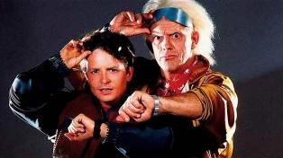 """El elenco original de """"Volver al futuro"""" se reunirá el lunes de forma virtual"""