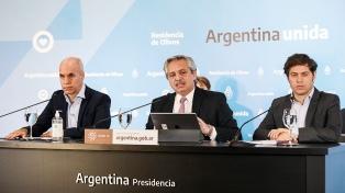 """Rodríguez Larreta: """"En términos de pandemia, no hay límite entre Provincia y Ciudad"""""""