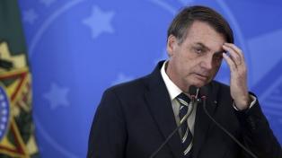 Por temor a ataques, medios anuncian que dejan de cubrir a Bolsonaro en el Palacio Alvorada