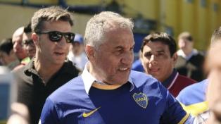 """""""Boca recuperó el ADN que había perdido con el macrismo"""", subrayó el """"Beto"""" Márcico"""