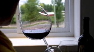 Un millón de dólares un vino añejado en el espacio