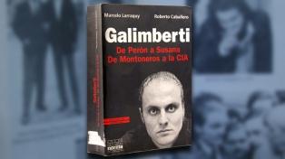 """Roberto Caballero: """"Lo monstruoso que tenía Galimberti es lo que lo hacía humano también"""""""