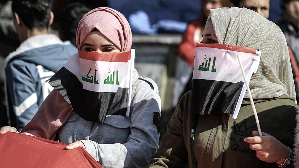 Hace más de un año y medio que las masivas protestas en Irak se repiten