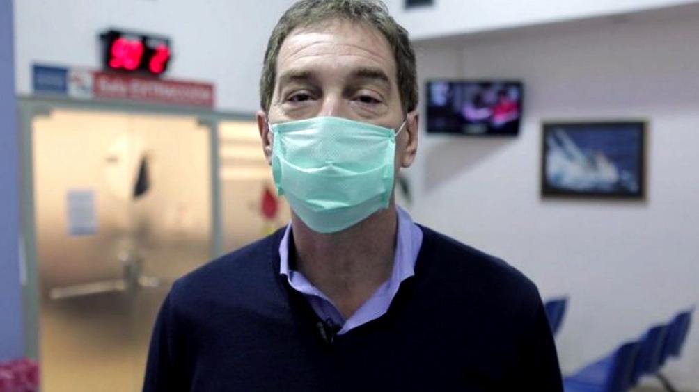 """Santilli también respondió a las críticas de Mauricio Macri sobre la """"cuarentena eterna""""."""