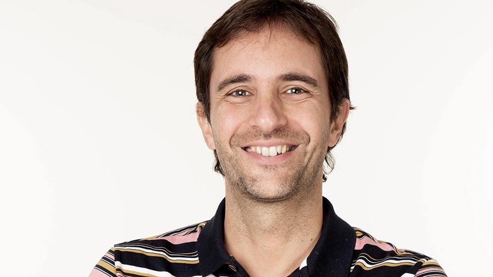 Andrés Kogan, director ejecutivo de Alegría Intensiva