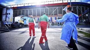 San Lorenzo cedió su estadio para realizar testeos masivos a los vecinos del barrio Ricciardelli