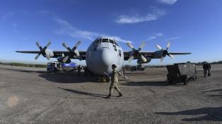 Autorizan el ingreso y salida de tropas para la realización de ejercicios militares