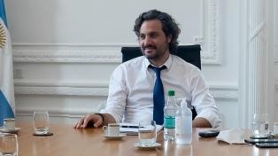 """Santiago Cafiero: """"Transparentamos el presupuesto que la oposición, cuando fue gobierno, ejecutaba reservadamente"""""""