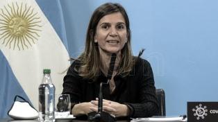 """Raverta afirmó que """"el esfuerzo colectivo"""" ante la pandemia """"debe ser puesto en valor"""""""