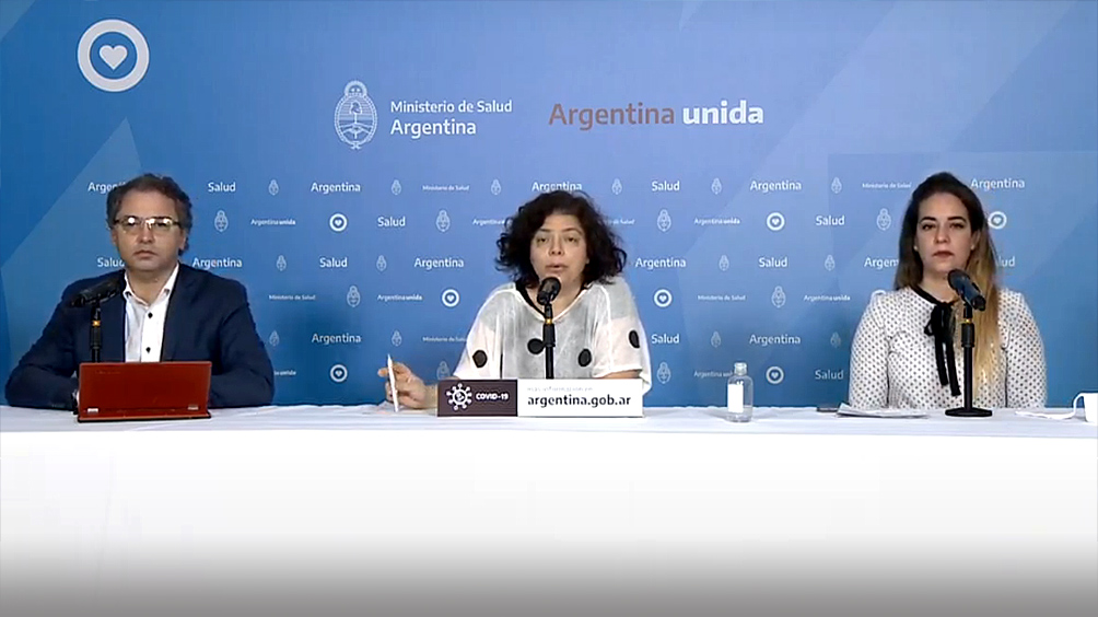 Son 317 las personas fallecidas por coronavirus en la Argentina