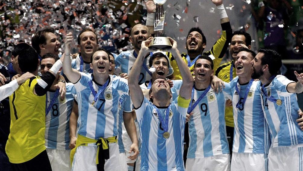 El equipo argentino aspira llegar a la final, que se jugará el 3 de octubre en la ciudad de Kaunas.
