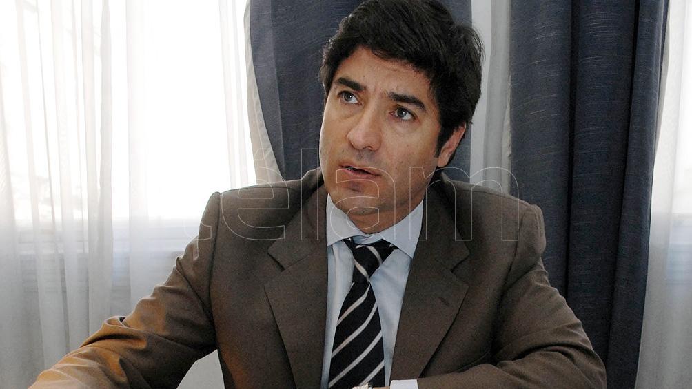 El juez Alejandro Slokar, vicepresidente primero de la Cámara Federal de Casación Penal.