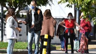 Otras 438 personas murieron y 14.632 fueron reportadas con coronavirus en las últimas 24 horas