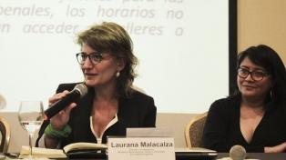 """Para Malacalza, """"el desafío es lograr la autonomía"""" de las personas en situación de violencia de género"""