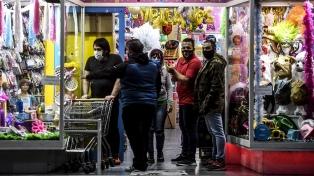 """Santilli: Ante más casos, en CABA no pasan """"a otra etapa en la apertura de comercios"""""""