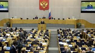 Frente al rechazo internacional de las elecciones, Rusia defendió su legitimidad