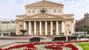 Reabrió el Teatro Bolshói de Moscú, tras estar seis meses cerrado por el coronavirus