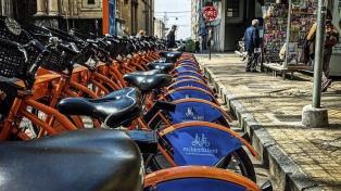 Rosario suma 34 kilómetros de ciclovías temporarias para evitar el uso de micros
