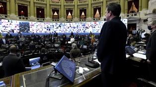 Diputados continúa con el trabajo de comisiones y volvería a sesionar la semana próxima